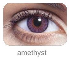 Lentile de contact FreshLook Colorblends, culoare amethyst