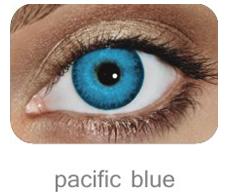 Lentile de contact FreshLook Dimensions, culoare pacific blue